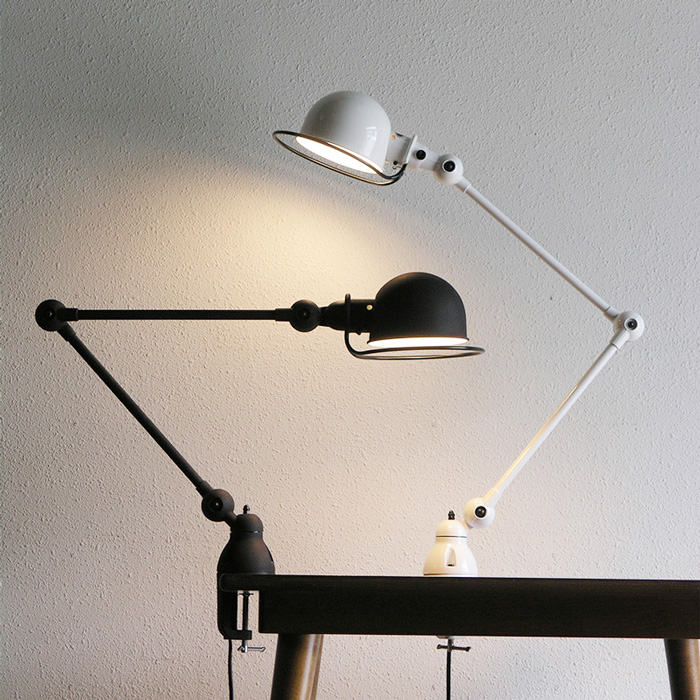 Pfs jielde 4040 desk lamp clamp how departmentfurnitures desk lamp clamp previous mozeypictures Gallery